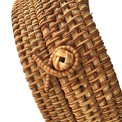 libre la tejido retro playa popular circular honda bolso Bolso de recorrido del al la hueco del de perfectshow Bolso honda doble del de rota la de Bolso la viaje aire XqwW8566I