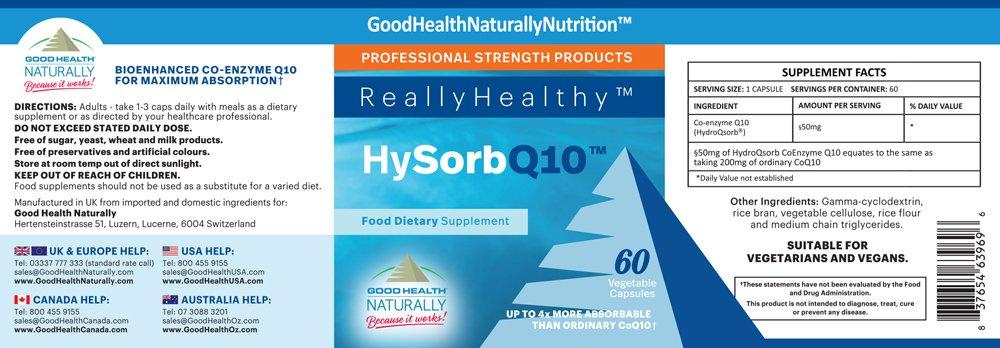 HySorbQ10TM: Amazon.es: Salud y cuidado personal