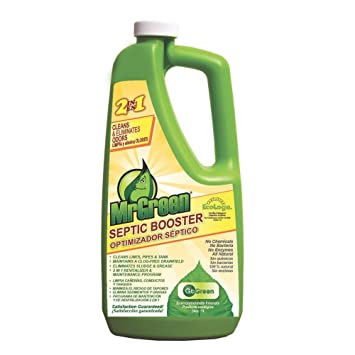 MrGreen Septic Booster 34 oz