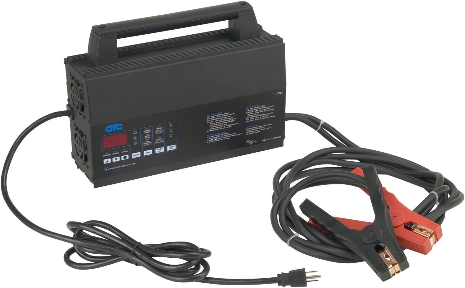 Amazon.com: Cargador de batería OTC OTC-700A: Automotive