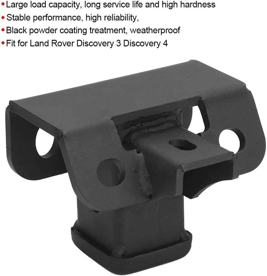 Trailer Towing Hook Hauling Hitch Receiver Tow Fit for Land Rover Discovery 3//4 Car Trailer Hitch