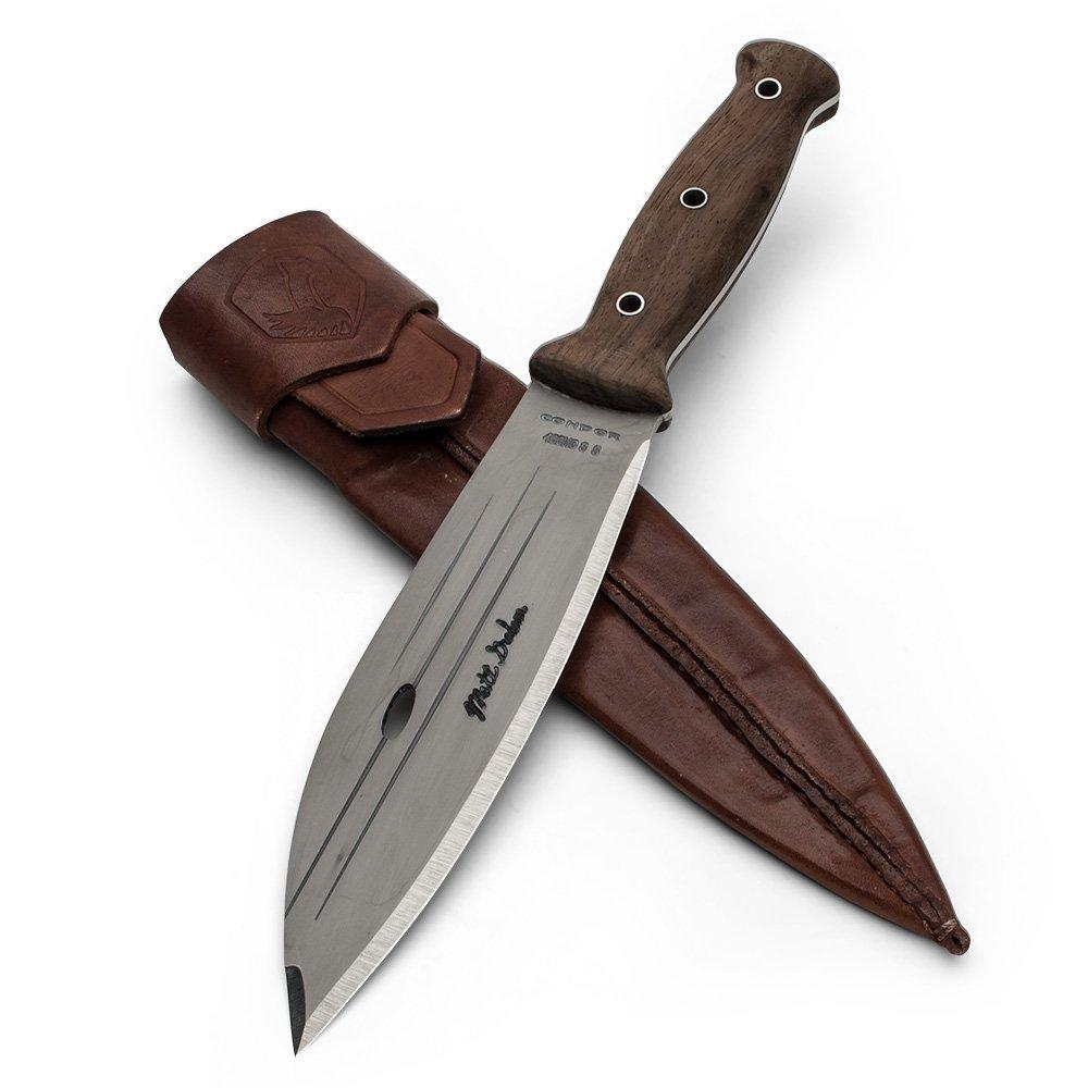 Garrett Wade A True Survivalist's Sheath Knife by Garrett Wade