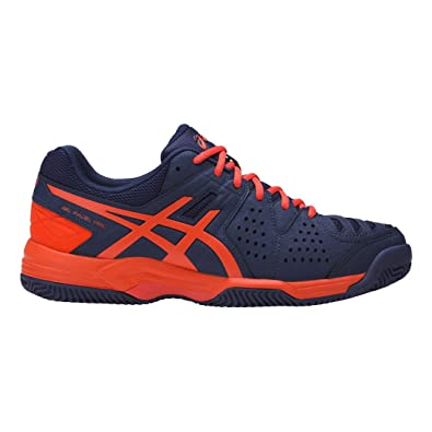 0fde2956352 ASICS Men's Gel-Padel Pro 3 Sg Tennis Shoes
