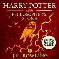 Harry Potter and the Philosopher's Stone, Book 1 Hörbuch von J.K. Rowling Gesprochen von: Stephen Fry