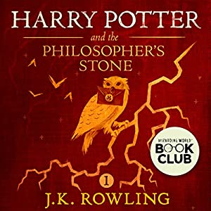 Harry Potter and the Philosopher's Stone, Book 1 Hörbuch