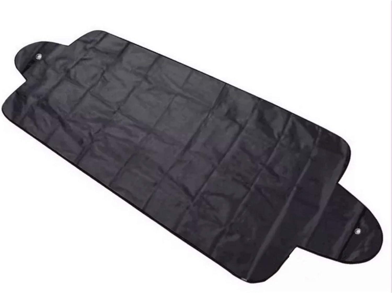 Sunshade to Keep Your Vehicle Cool Blocks UV Rays Sun Visor Protector Easy to Use. Car Windshield Sun Shade