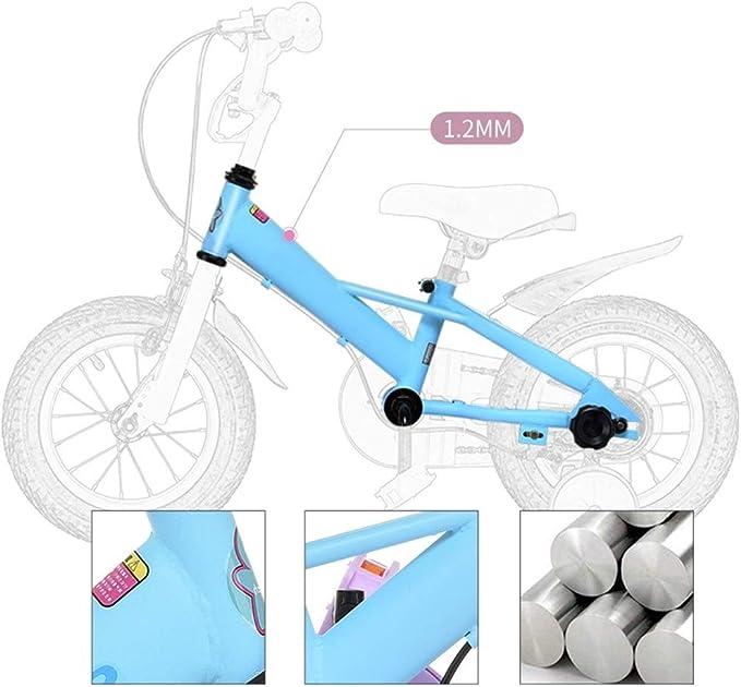 Niños de los niños bicicleta de niño de la bicicleta del estilo ...