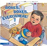 Boxes, Boxes Everywhere, Crystal Bowman, 031070815X