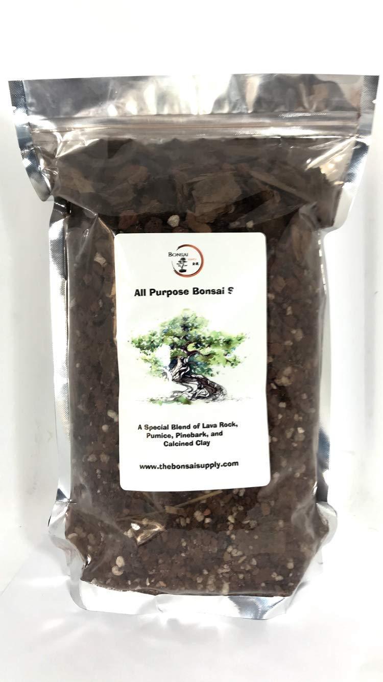 Amazon.com: Mezcla de suelo Bonsai de The Bonsai Supply ...