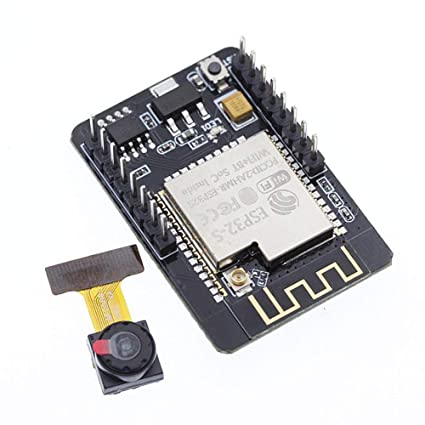 Wawoo-Electronics ESP32-CAM WiFi Bluetooth Module - Camera