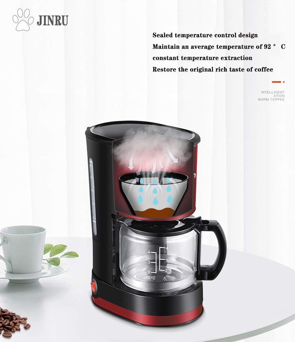 Amazon.com: Máquina de café americana tipo goteo Mini casa ...