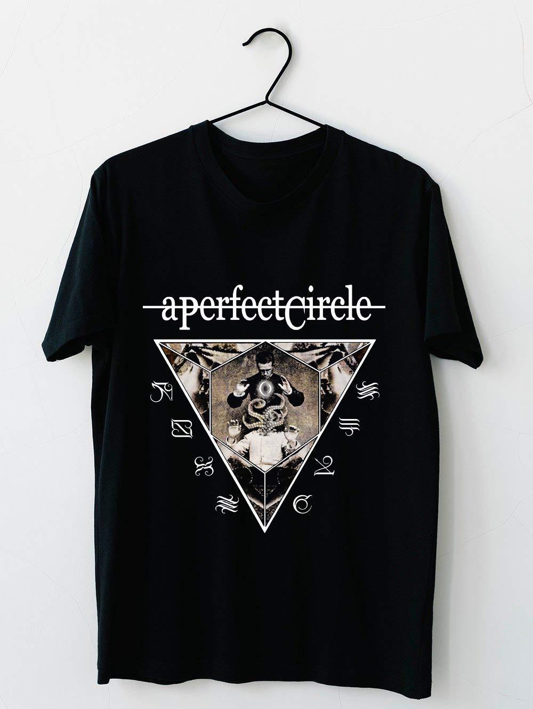 Apc02 A Perfect Circle Spring Tour 2017 75 T Shirt For Unisex