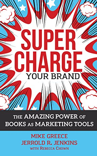 Supercharge Your Brand: The Amazing Power of Books as Marketing Tools