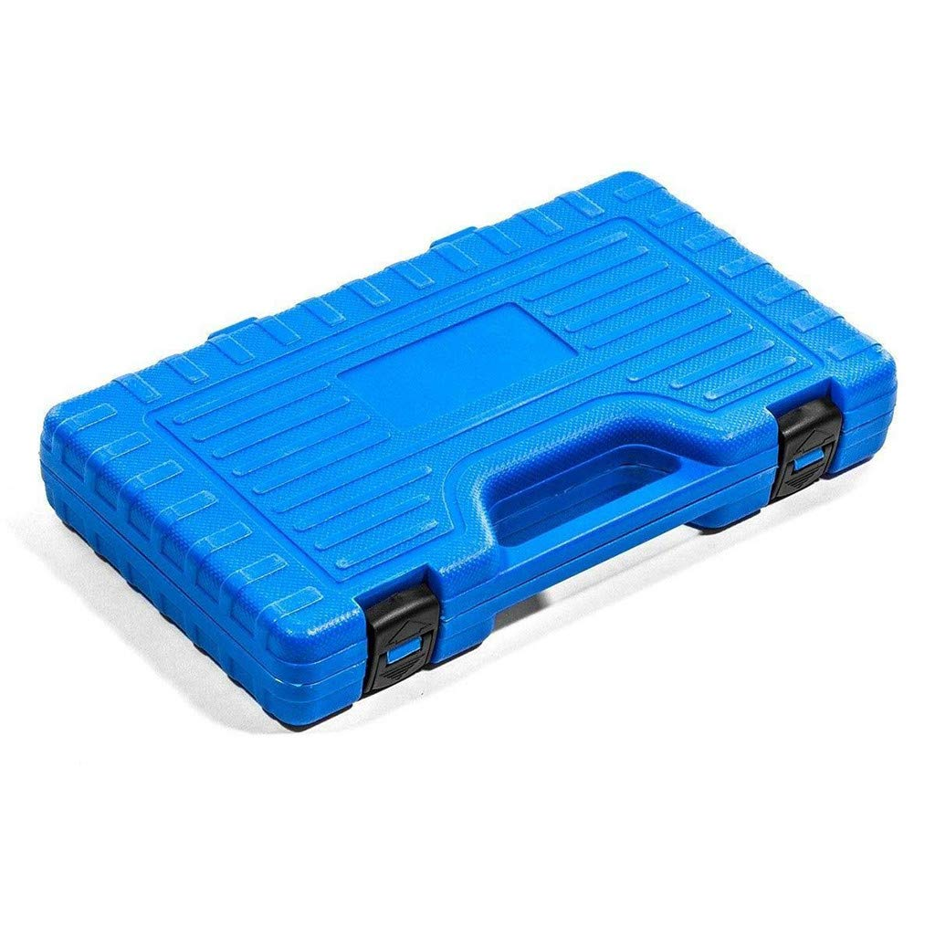 Homefami Metric Master Hex Bit Socket Set Allen Socket Bit 5//64-inch to 3//4-inch 2mm to 19mm Socket Tool Kit