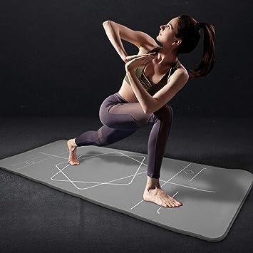 ZRWZZ Colchonetas de Yoga Colchonetas Antideslizantes ...