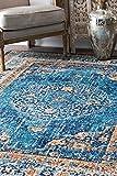 """nuLOOM Arla Persian Vintage Runner Rug, 2' 8"""" x"""
