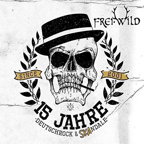 Frei.Wild – 15 Jahre Deutschrock Und Skandale – DE – DIGIPAK – CD – FLAC – 2016 – VOLDiES