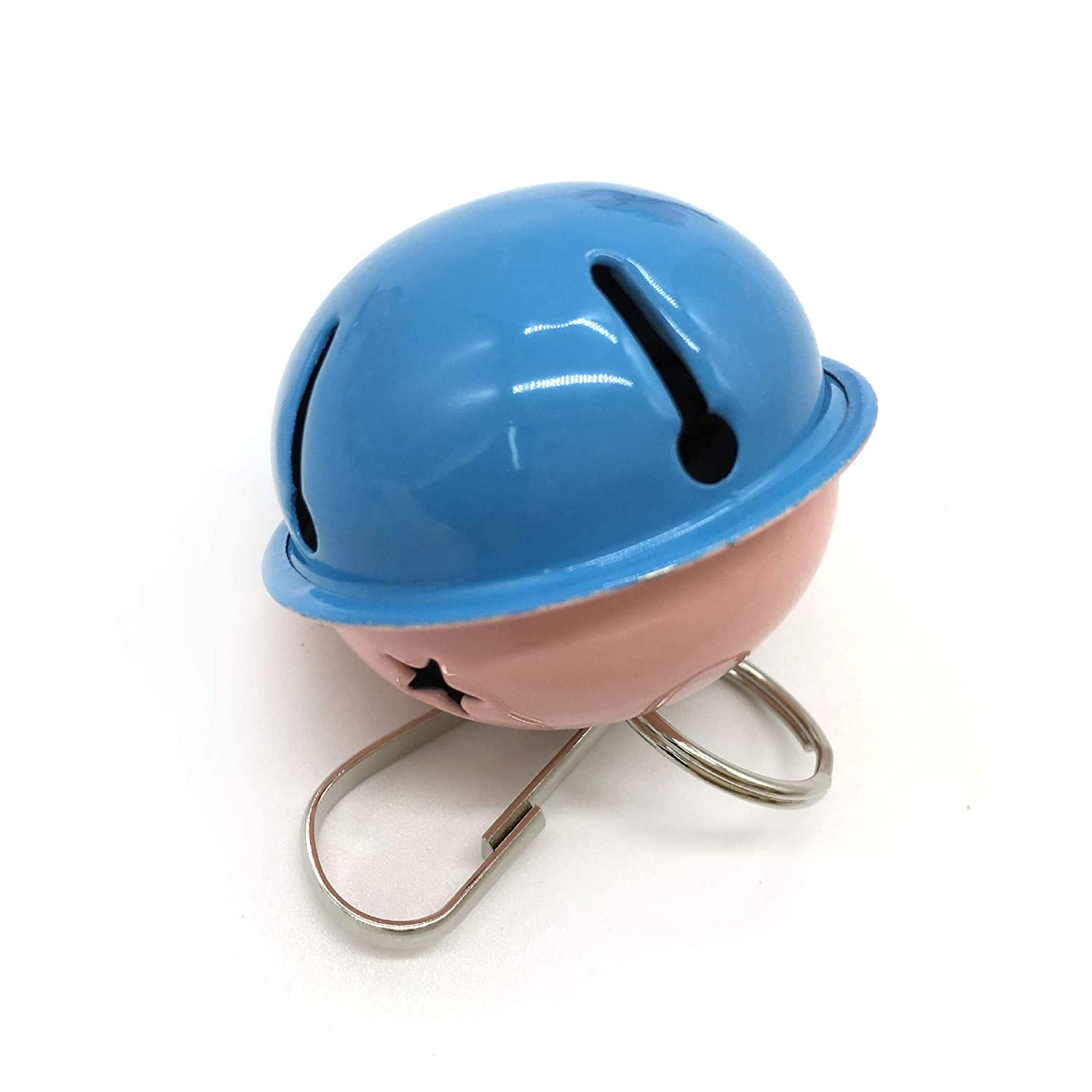 A Pet Online Parred Interactive Toy Two-color Bell Ball, A