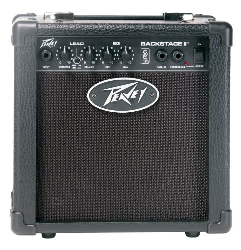 Peavey Power Amps - Peavey Backstage 10W Transtube Electric Guitar Amplifier