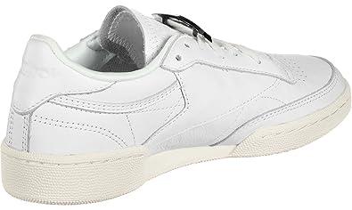 Reebok Club C 85 Hardware Damen Sneaker Weiß Leder