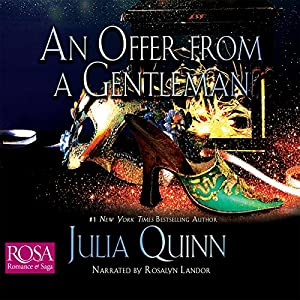 An Offer from a Gentleman Audiobook