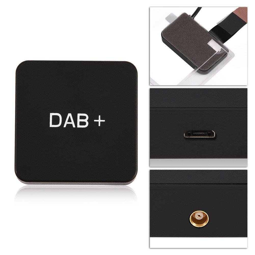 DAB+ VbBestLife con ricevitore radio e antenna per Android kit digitale per audio DAB