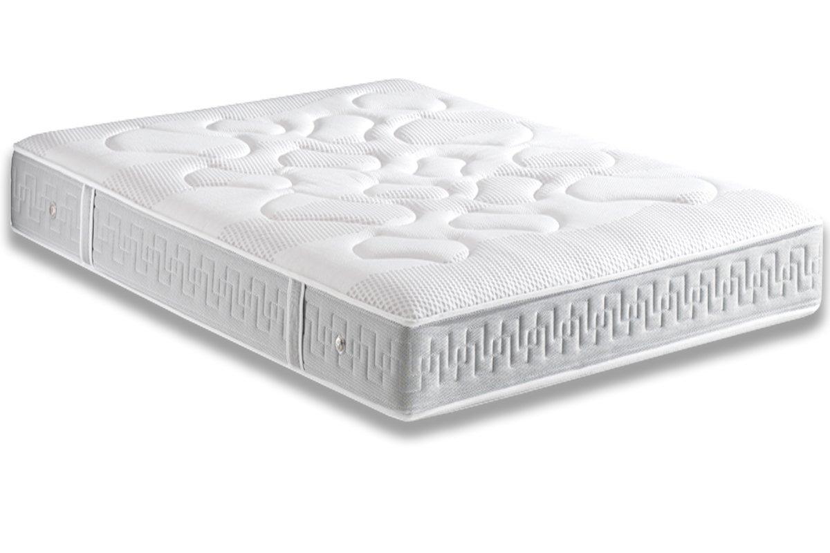 bed 70x200 amazing pocket spring mattress treca mezzo x cm amazoncouk kitchen u home with bed. Black Bedroom Furniture Sets. Home Design Ideas