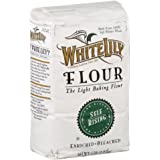 White Lily Flour Self Rising, 5-Pound (Pack of 4)