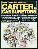 Carter Carburetors, Dave F. Emanuel, 0931472113