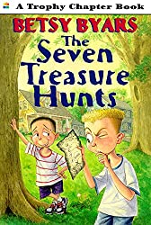 The Seven Treasure Hunts (Trophy Chapter Books)