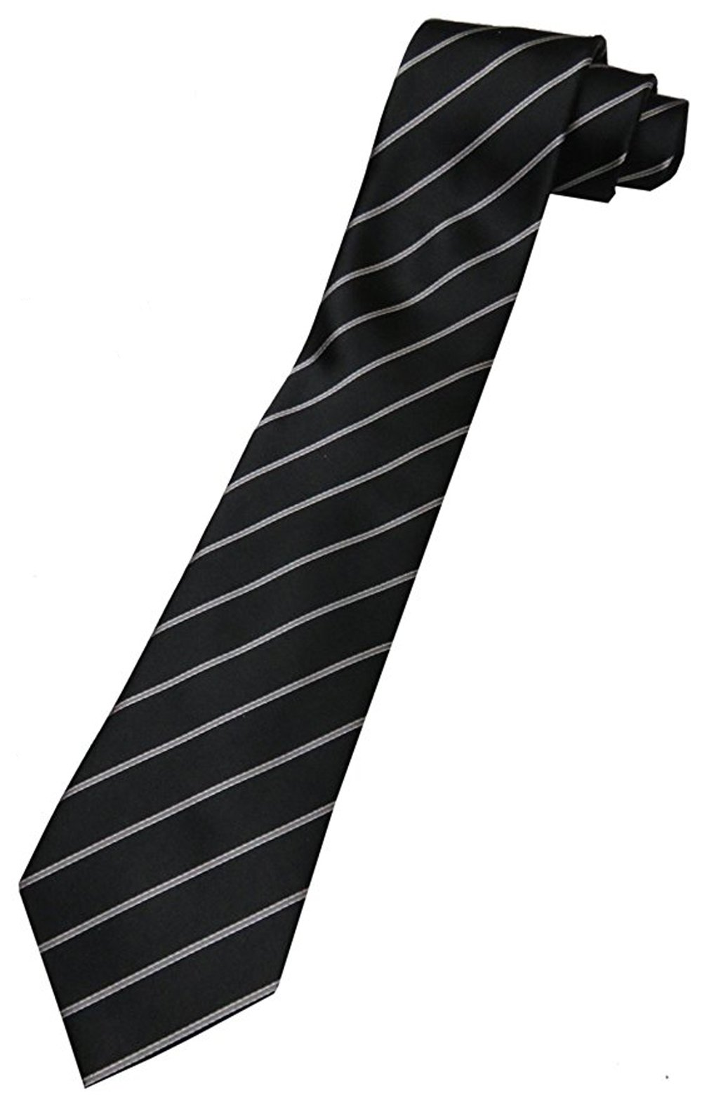 Donald Trump Neck Tie Black and Silver by Donald Trump