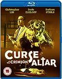Curse of the Crimson Altar [Blu-ray] [Import anglais]
