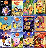 Rolie Polie Olie (12 pack)A Zoo Story/Detective Polie's Cookie Caper/Hypno Eyes/The Great Baby Bot Chase/The Great Defender of Fun/Zowie Soupy Hero/A Day at the Beach/An Easter Egg-Stravaganza/Polie Magic!/Olie's Ice Hockey Adventure/Scavenger Hunt/The Legend of Spookie Ookie