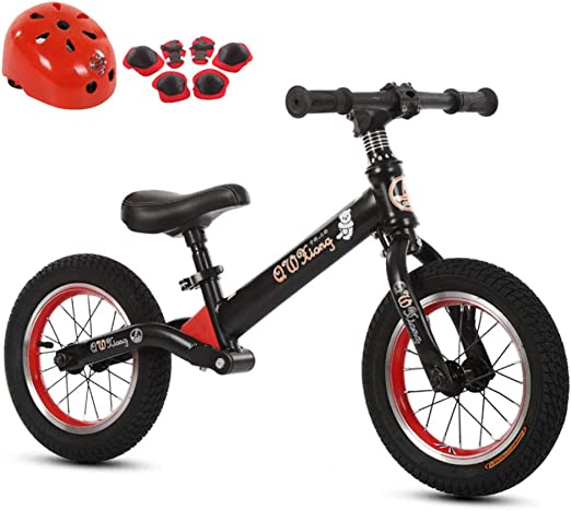 YSH Cuadro De Equilibrio para Niños De Bicicleta De Carbono Sin ...