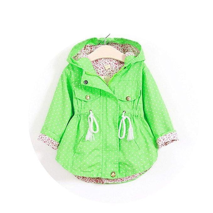 Amazon.com: Nuevo primavera bebé niñas ropa de bebé ...
