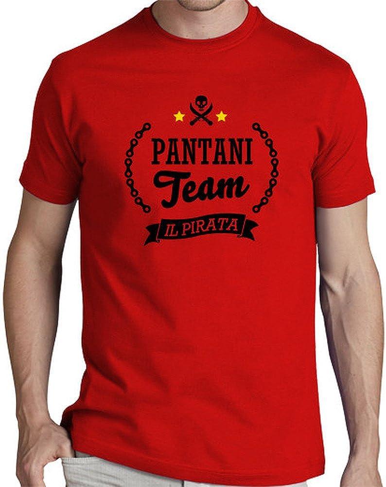 latostadora Camiseta Marco Pantani Team - Camiseta Hombre clásica, Rojo Talla S: 3coo: Amazon.es: Ropa y accesorios