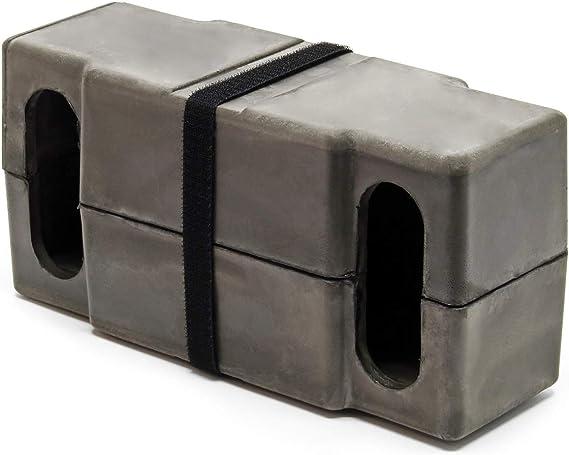 Carcasa aislante para intercambiador t/érmico 30 placas Termocambiador B3-12-30 Caldera Calentador