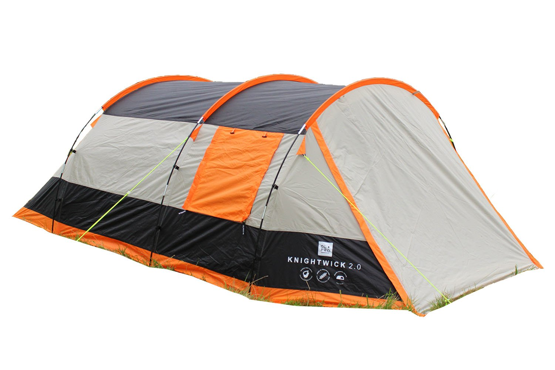 OLPro The Knightwick 3 Berth Tent - Grey   B00C1FEPP8
