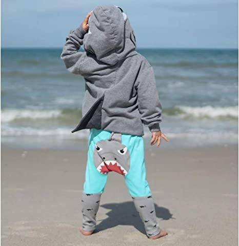 Minin Boy and Cute Dogs Print Hoodie for Toddler Boys Girls 3-8Y