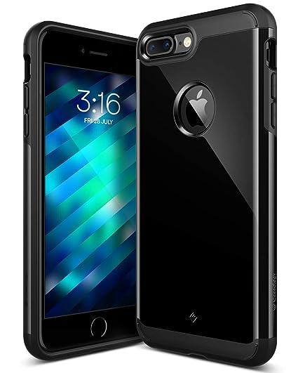 cheaper 83580 e6c87 Caseology Legion for iPhone 7 Plus Case (2016) - Dual-Layer Armor - Jet  Black