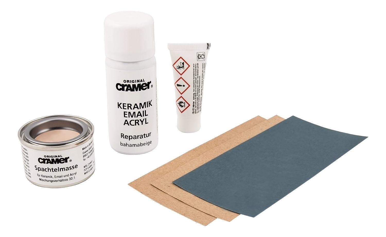 Sanitop-Wingenroth Reparatur-Set fü r Keramik, Email und Acryl, beige, 66105 8 Cramer