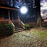 Albrillo LED Flood Light Outdoor, Waterproof IP66