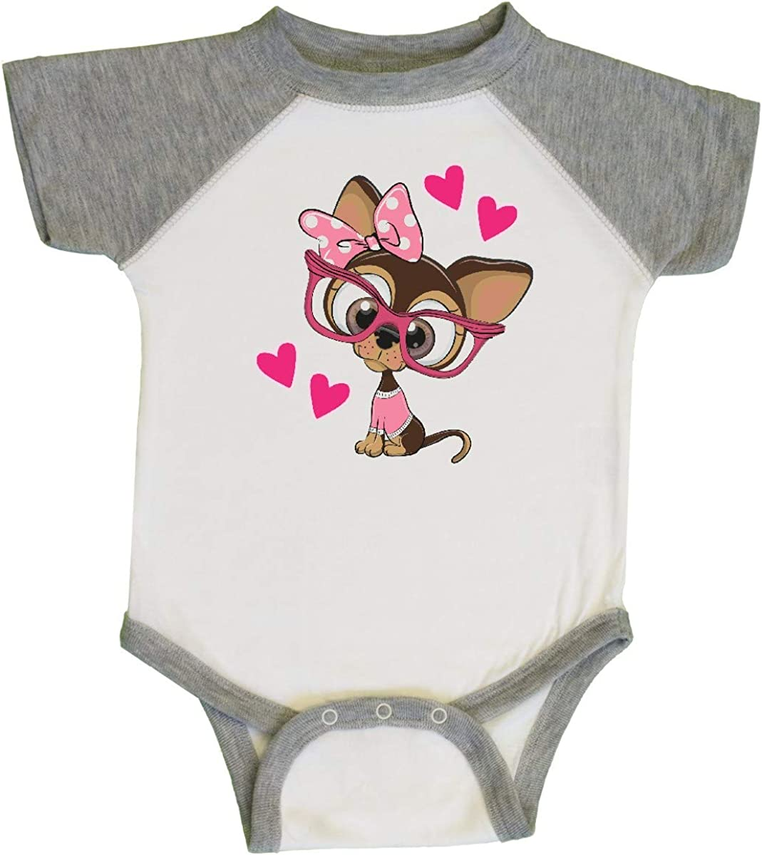 inktastic Valentines Gifts for Chihuahua Lover Infant Creeper