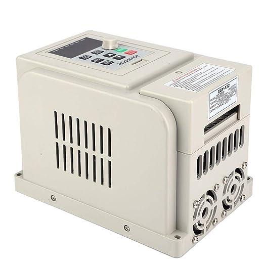 Frequenzumrichter Vfd At2 2200x Vfd Antrieb Vfd Inverter Pwm 220v Ac Frequenzumrichter Vfd Drehzahlregler 1 Phasiger Eingang 1 Phasiger Ausgang 2 2kw 50 60hz Vfd Drehzahlregler 12 A Gewerbe Industrie Wissenschaft