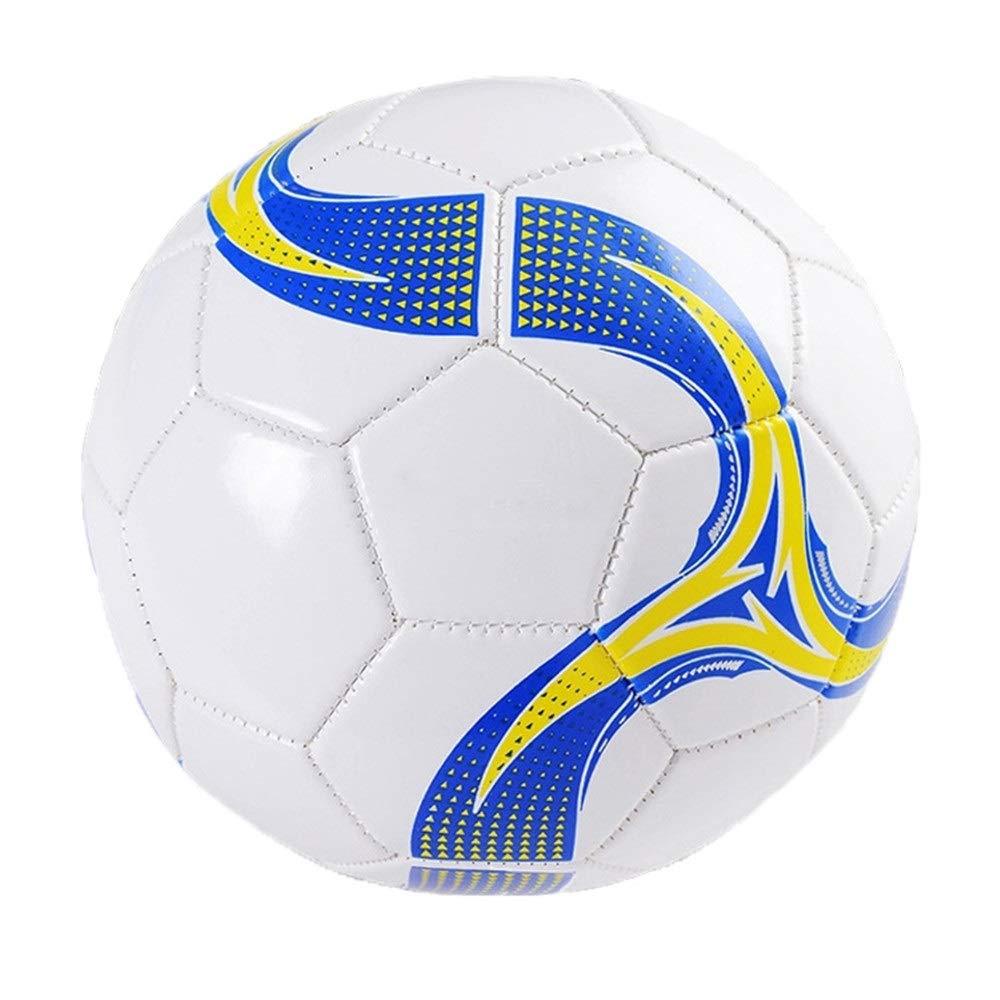 Niña chico futbol Hombres Balón de fútbol Tamaño oficial 4 Forro ...