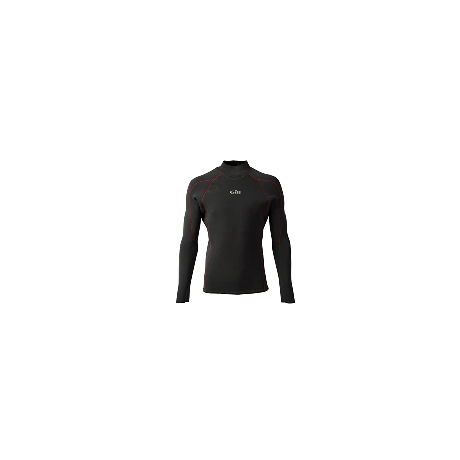 2017 Gill Race Firecell Long Sleeve Neoprene Top GRAPHITE / GREY RS17