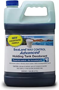 Sealand Holding Tank Deodorant Max Control Advanced DOMESTIC/SEALAND TECHNOLOGIES Max Control Advanced Liquid Formula