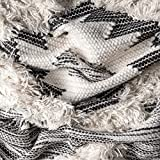 nuLOOM Savannah Moroccan Fringe Area Rug, 4 Feet x