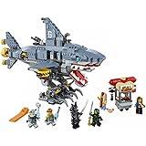 LEGO Ninjago 2018 Ninjago Movie 6-Shark 70656 Building Kit (830 Piece)