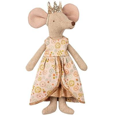 trouver le prix le plus bas emballage élégant et robuste assez bon marché Maileg Doudou La Reine des Souris 15cms pas cher ...